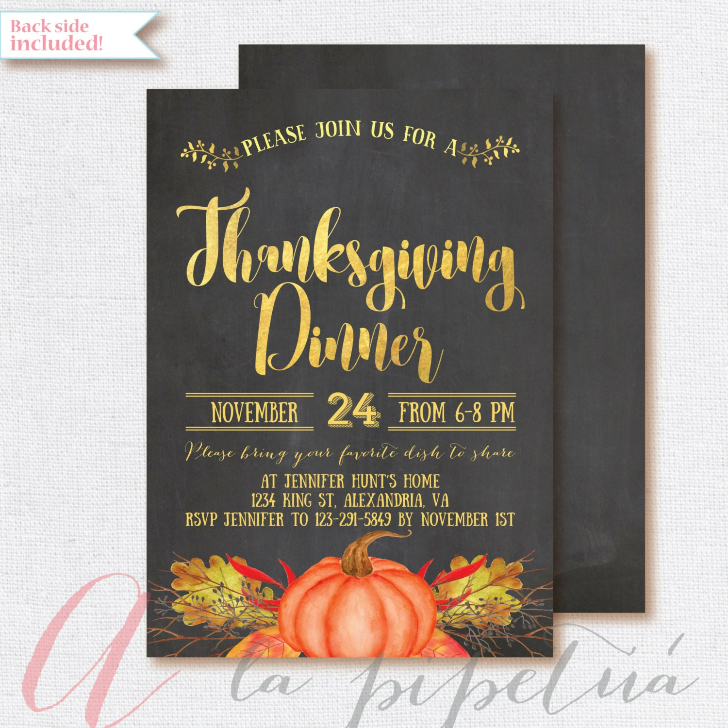 Soft image with regard to printable thanksgiving invitations
