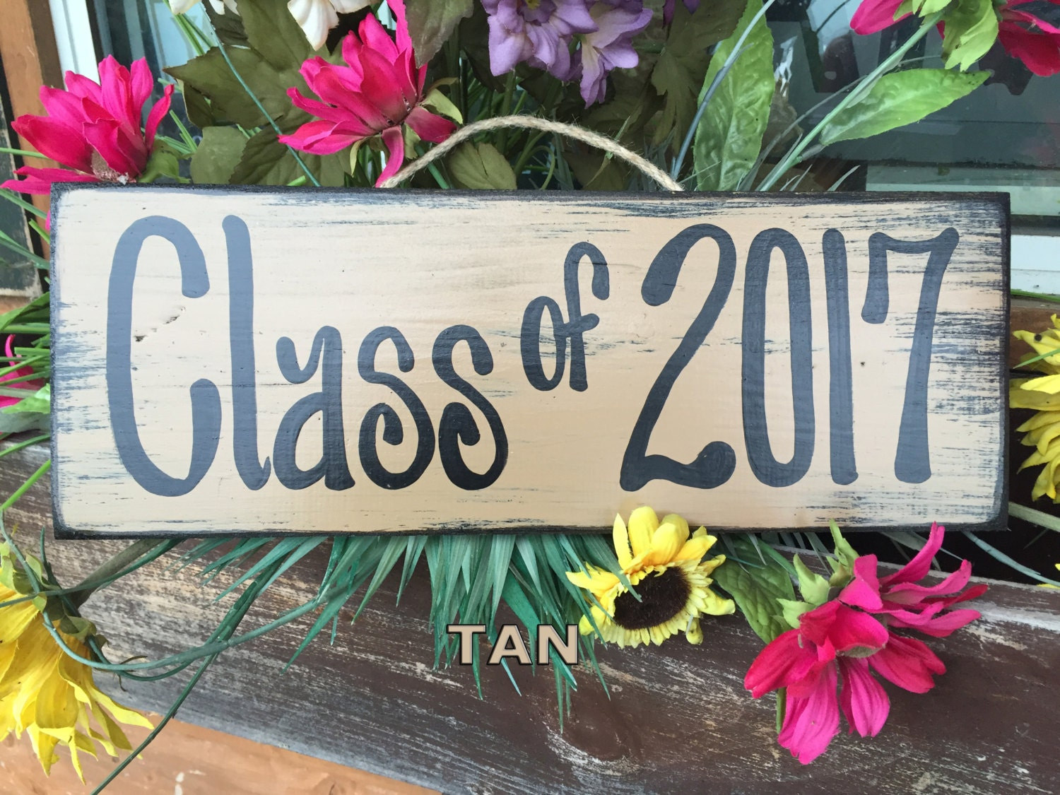 Graduation Party Sign Class Of 2017 2018 Grad Senior Pictures