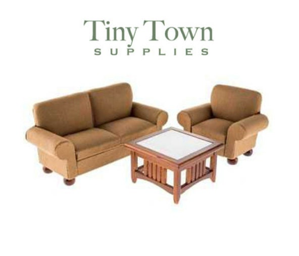 Variety Complete Dollhouse Living Room Furniture Sets