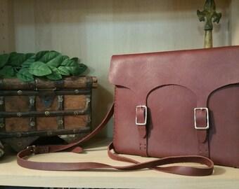 Leather iPad Case, iPad Sleeve, iPad Cover, iPad Bag