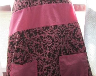 Woman's Full Apron
