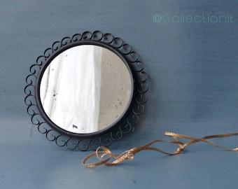 mirror vintage iron