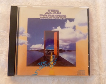 Alan Parsons Project Etsy