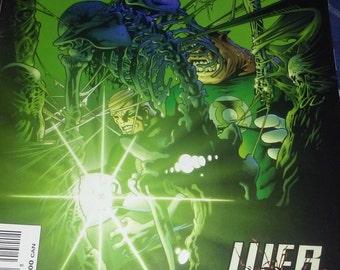 Green Lantern Corps Recharge. No. 2 December 2005.