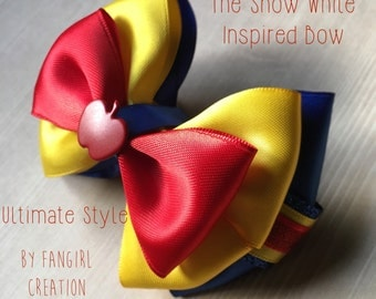 The Snow White Inspired Bow