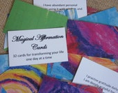 Magical Affirmation Cards