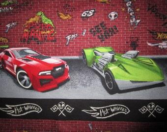 NEW Hot Wheel Wheels Cars Standard Pillowcase