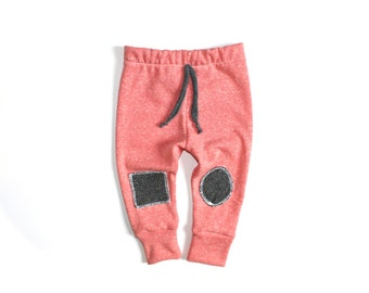 Heathered Pink Joggers