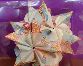 Origami Star Ball