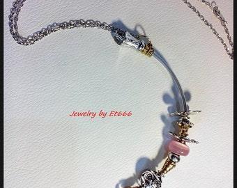 pendant jewelry designers. Flowers of the moon
