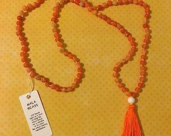 mala necklace for socializing