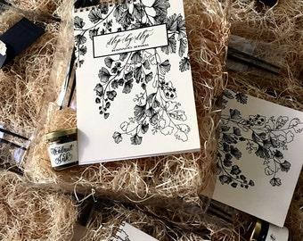 Calligraphy Starter Kit by Hawaii Calligraphy, Calligraphy Kit, Learn Calligraphy, Modern Calligraphy Kit, Learn Penmanship