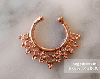 Dalila Fake Septum Nose Ring