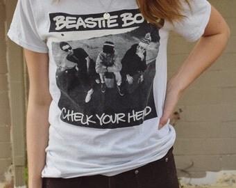Bestie Boys Check Your Head Shirt