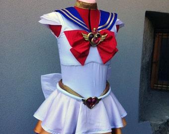 Super Sailor Moon pretty guardian sailor moon costume cosplay