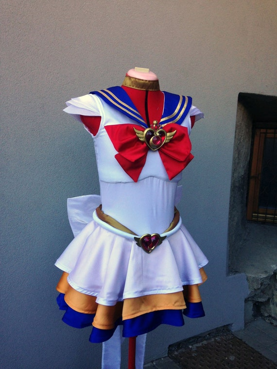 sailor moon super cosplay guardian pretty costume