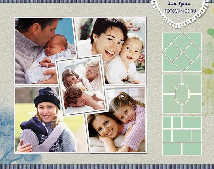Photo Frame Templates Vol.23