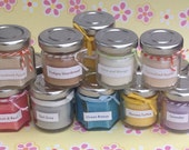 Lovely little candles with great scent options...our best value candles