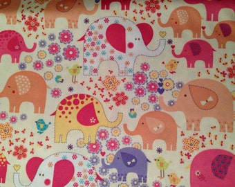 Elephant Pillowcase Dress