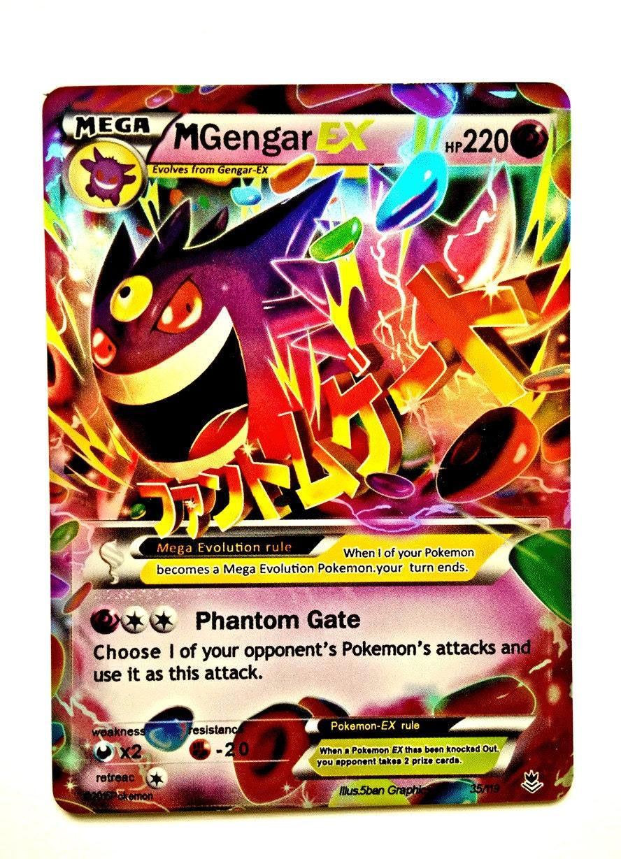 pokemon light platinum how to get a gengar