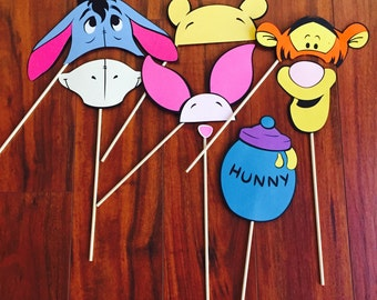 Inspired Winnie the Pooh props