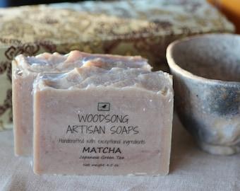 Matcha Artisan Soap