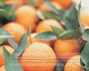 Bergamot and Mandarin Essential Fragrance Oil