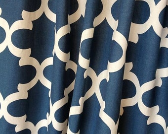 20% Off,navy curtains,navy and white curtains