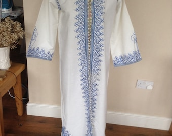 1970 Kaftan Dress/Coat
