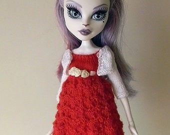 Set for Monster High doll (free shipping).