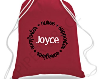 Nurse Bag, Nurse Tote Bag, Gift for Nurse, Nurse Gift Ideas, Nurse Gift, Nurse Graduation Gift