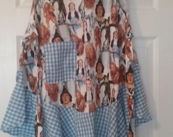 Wizard of Oz womens apron