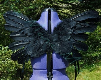 Crow Costume Wings