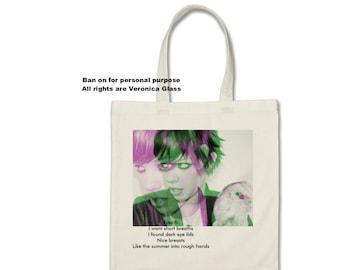 Supercute summer cotton-bags + odorama ALICE CRIMEWAVE Very Limited edition < 3