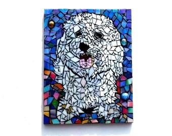 "Shop ""custom pet portrait"" in Mixed Media & Collage"