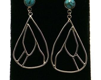 Butterfly Wing Earrings (ER04-x)
