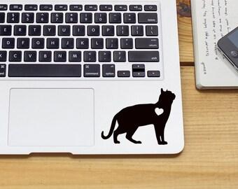 Bengal Cat Sticker Bengal decal iPhone sticker Car Laptop Vinyl Decal Sticker