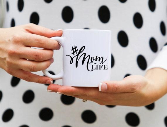 MOM LIFE | Message Mugs | 11 oz.