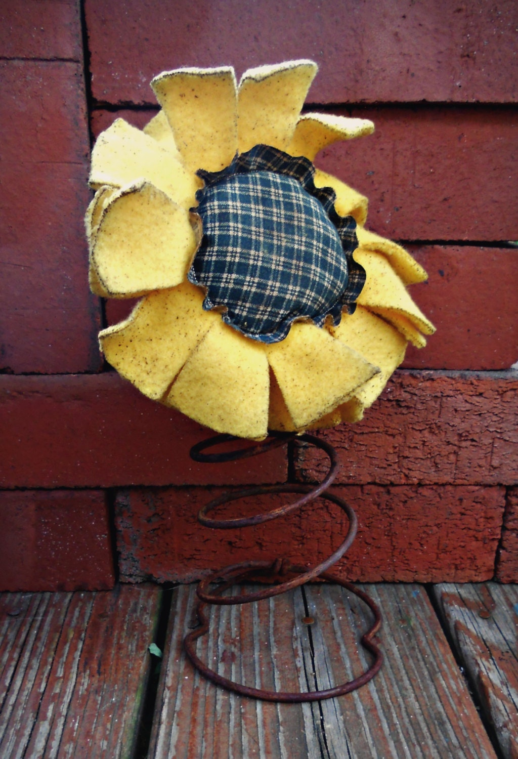 primitive flower primitive decor home decor by