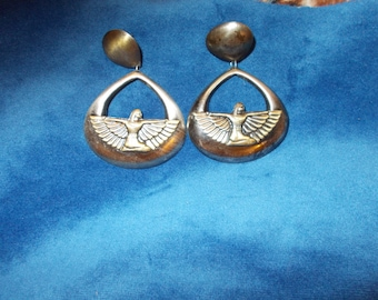 Egyptian Isis Earrings