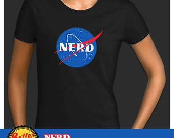 Nerd - T-Shirt for Women