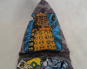 Dr. Who Comic Iphone / Cell Phone Electronics Wedge