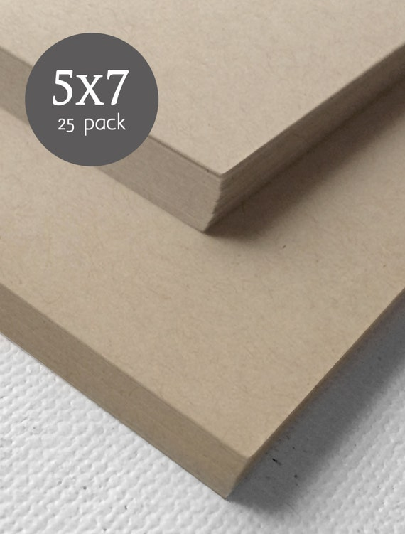 Kraft Wedding Invitation Cardstock 25 Pack by ...