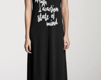 Vacation State of Mind Dress
