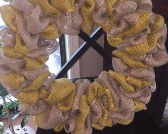 "12"" Custom Made Wreath"