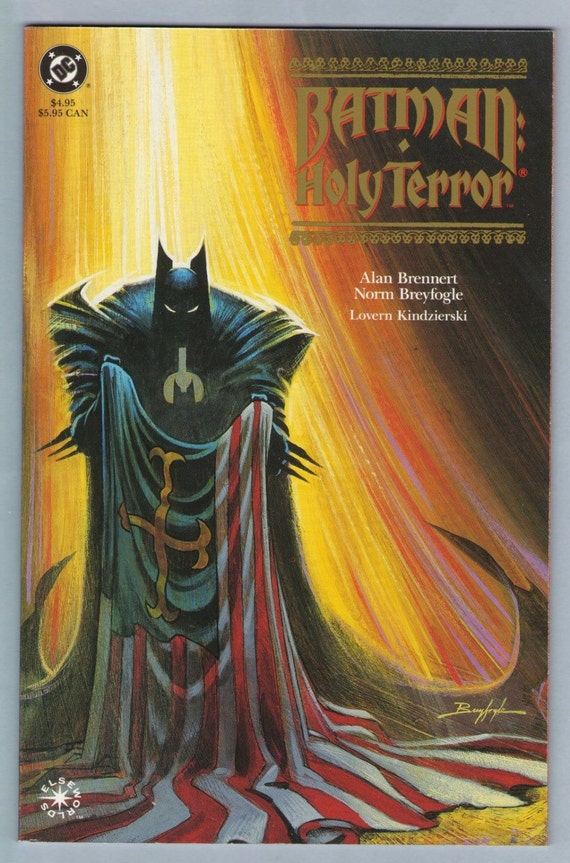 Batman - Holy Terror 1991 NM- (9.2)