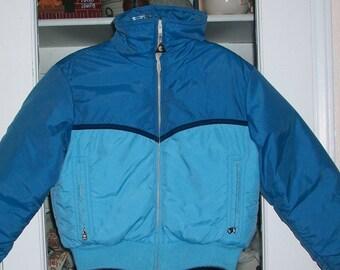 Ladies Vintage Gerry Down Filled Puffer Jacket Medium