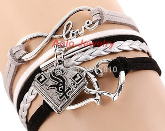 Chicago White Sox bracelet