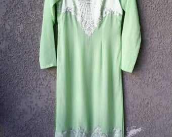 Japanese style maxi top
