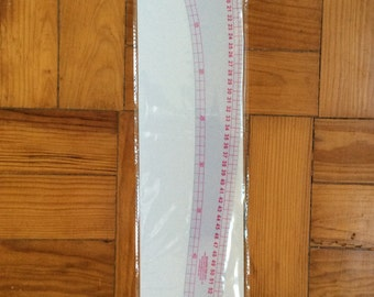French Curve Ruler - Hip/crotch